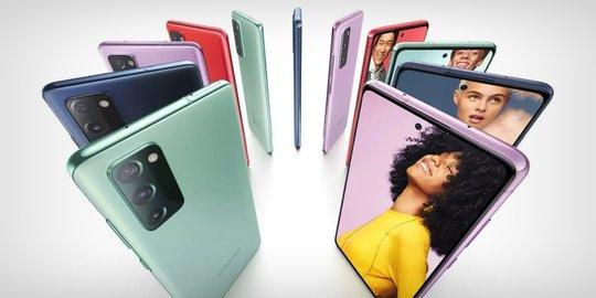 Samsung Galaxy S 20 dan S21