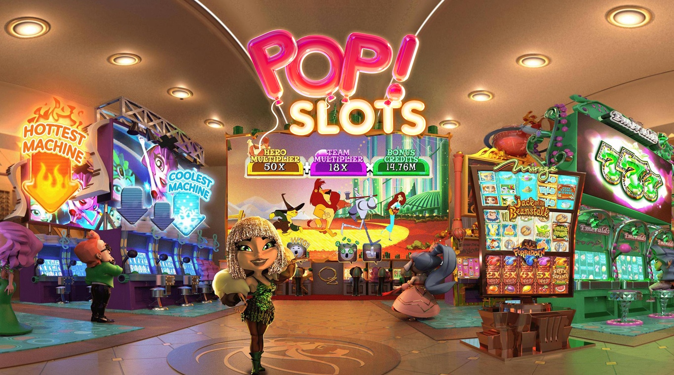 Review Game POP! Slots
