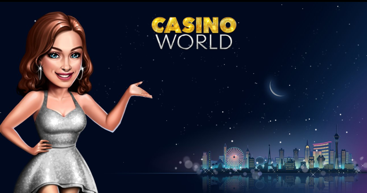 Apa itu Casino World?