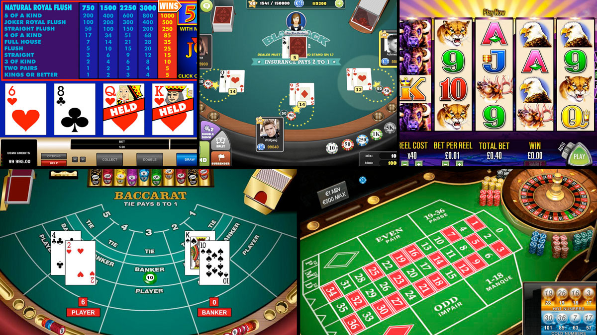Online Gambling is a Game of Skill