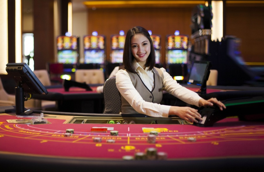 Online Casino System Work is Not Based on Luck